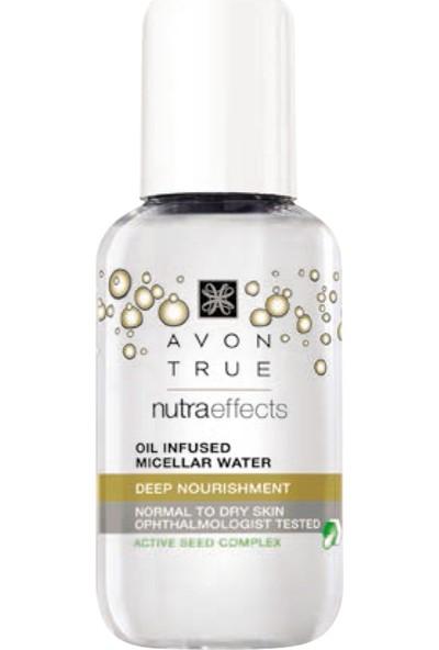 Avon Nutra Effects Yağ Bazlı Temizleme Suyu 50 ml