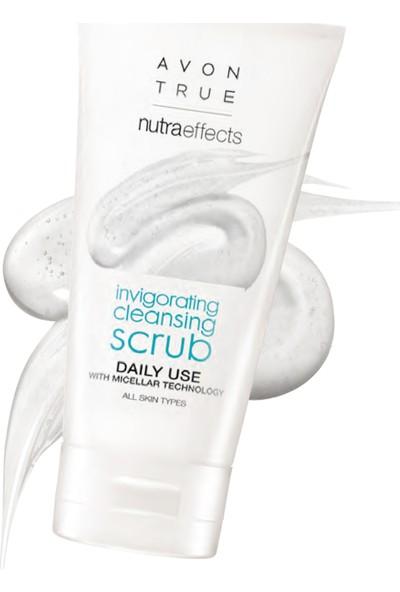 Avon Nutra Effect Invigorating Arındırıcı Scrub 150 ml