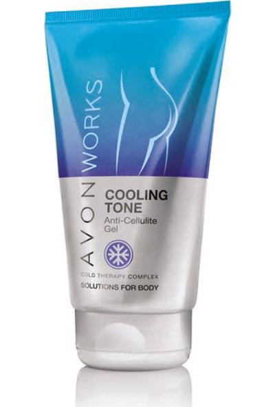 Avon Work Anti Cooling Tone Selülit Jel 150 ml