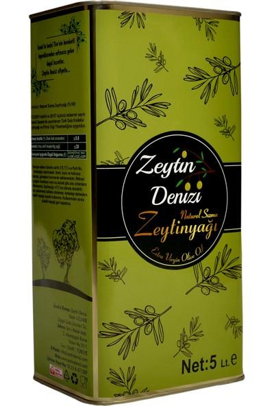 Zeytin Denizi Naturel Sızma Zeytinyağı 5 lt