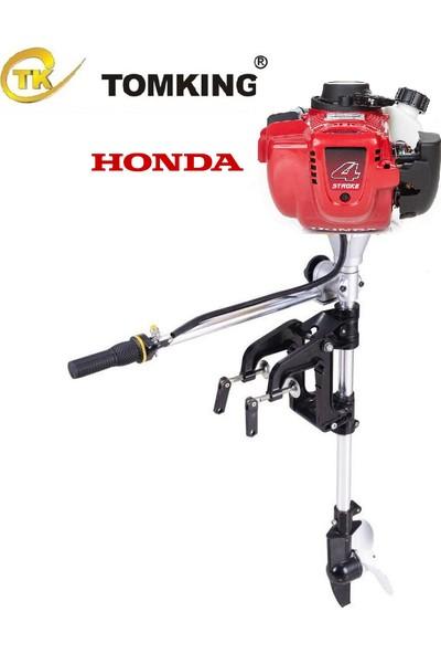 Tomking Tk140H Honda Gx35 Tekne Motoru