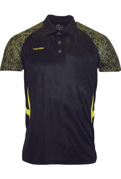 Tyron Polo T-Shirt Attack