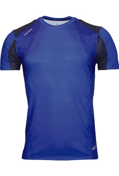 Tyron Bisiklet Yaka T-Shirt Monta