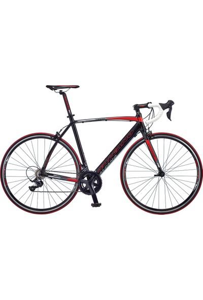 Salcano Xrs044 Sora 54 Kadro Yarış Bisikleti Siyah Kırmızı 170 180 Cm Boy