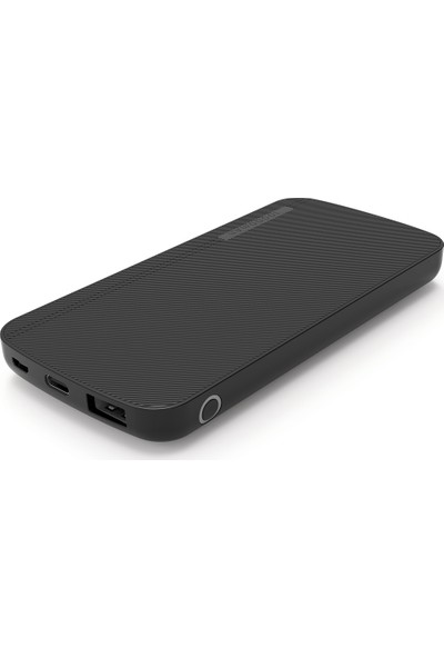 Philips 10000 mAh Powerbank - Siyah - DLP9902NB