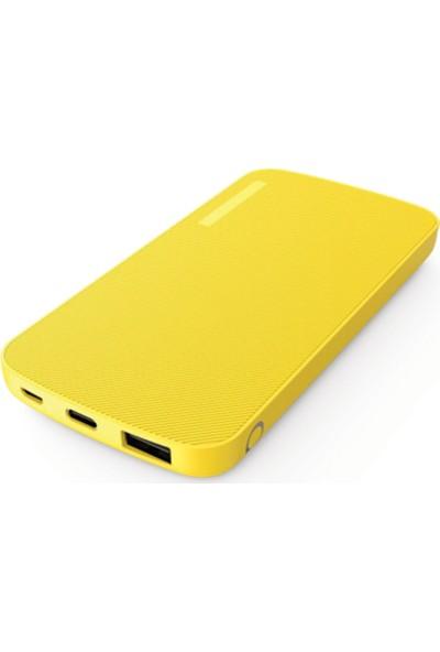 Philips 10000 mAh Powerbank - Sarı - DLP9902NY