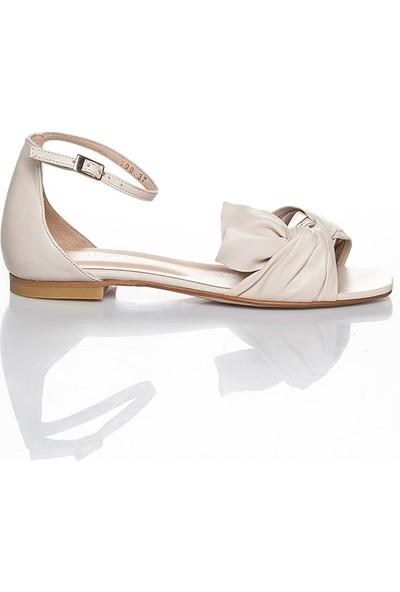 Efem 190 Kadın Deri Sandalet