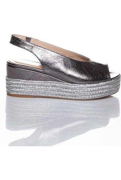 Efem 1297 Kadın Deri Ayakkabı