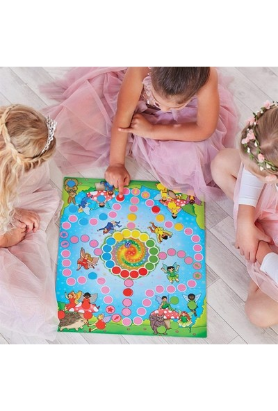 Orchard 59 Faıry Snakes & Ladders/Ludo