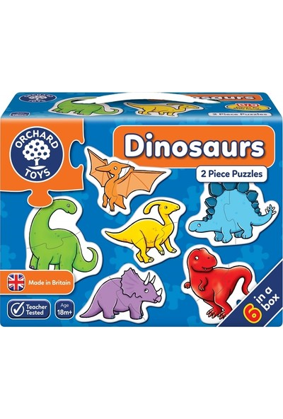 Orchard 225 Dinosaurs