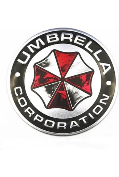 Solfera Resident Evil Umbrella Lekeli Tasarım Otomobil Sticker Cs059