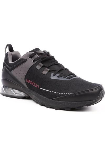 Lescon 19Bae006503M Erkek L-6503 Aırtube Ayakkabı Siyah