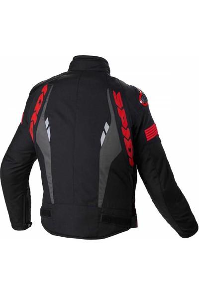 Spidi Warrıor H2Out Spor Ceket Kırmızı/Siyah