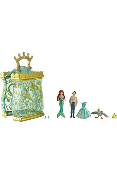 Disney Küçük Deniz Kızı Ariel Figürlü Kutu