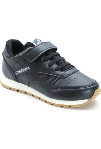 Lumberjack Hello Jr Siyah Erkek Çocuk Ayakkabı