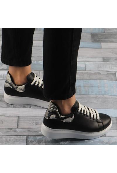 Annamaria Siyah Günlük Bayan Spor Ayakkabı