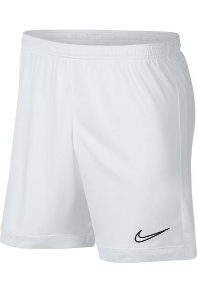 Nike Aj9994-101 Dri-Fit Academy Erkek Futbol Şortu