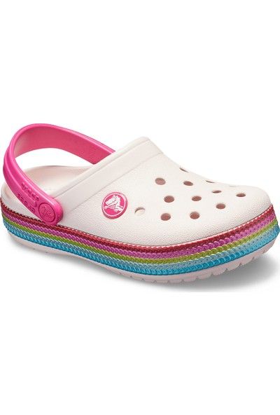 Crocs 205525-6Pi Fun Lab Train Band Clogs Çocuk Terlik
