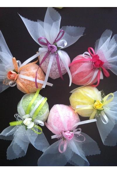 Hobi̇ Sepeti̇ Renkli Kalpli Sabun