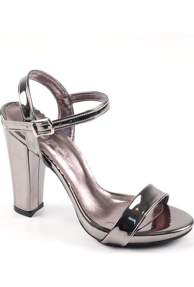Föz Füme Tek Bant Kadın Topluku Ayakkabı