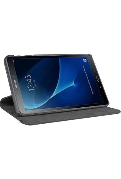 """Engo Samsung Galaxy Tab S3 SM-T820 T827 Kılıf + Ekran Koruyucu Cam 9.7 """" Standlı Kılıf Seti"""