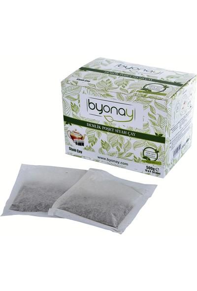 Byonay Deik Poşet Siyah Çay 500 gr