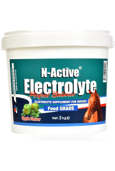 N A Electrolyte Apple