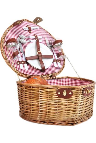 Spring & Kos Piknik Sepeti 2 Kişilik