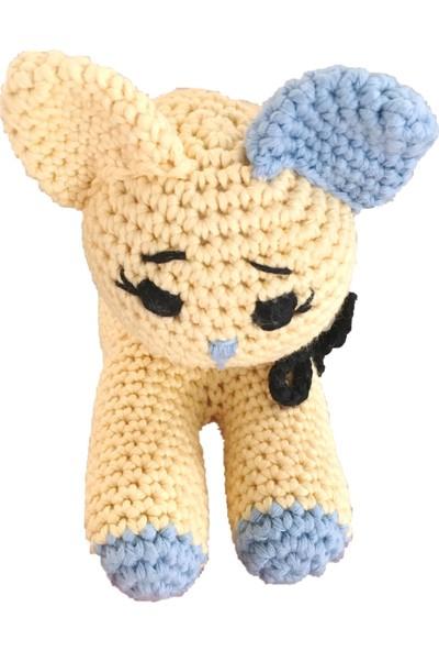 Pacco Baby Sarı Mavi Kedicik