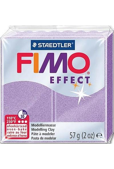 Staedtler Fimo Effect Polimer Kil 57Gr. Pearl Lilac