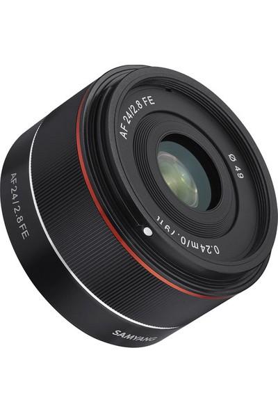 Samyang Af 24Mm F/2.8 Fe Lens For Sony E