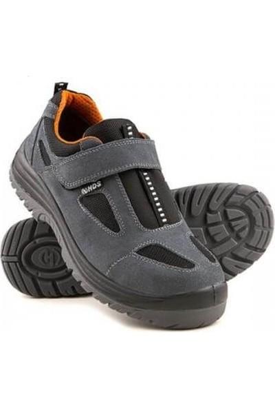 HDS İş Ayakkabısı 2012 Süet S1P Çelik Burun Çelik Ara Taban