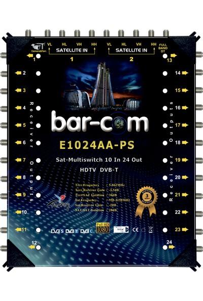 Barcom 10/24 Sonlu Multiswitch Uydu Santrali