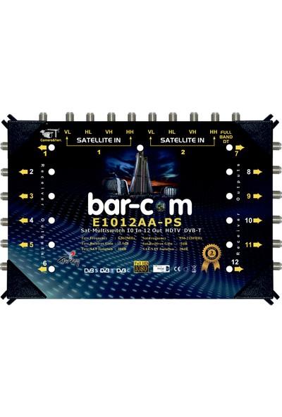 Barcom 10/12 Sonlu Multiswitch Uydu Santrali
