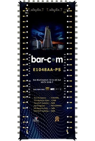 Barcom 10/48 Sonlu Multiswitch Uydu Santrali