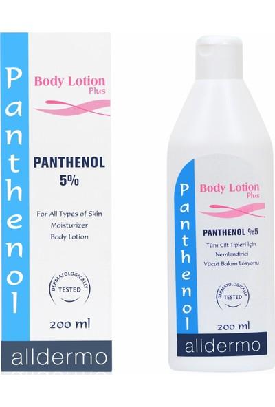 Alldermo Panthenol Body Lotion Plus 200 ml