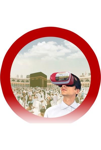 KÂBE VR Gözlük Mekke Medine Sanal Gerçeklik Seti