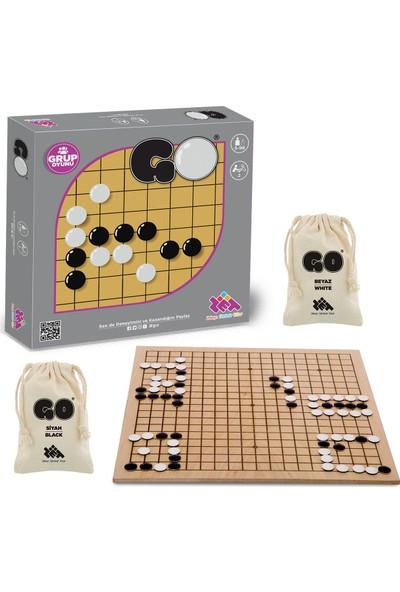 Zet Zeka Go (Turnuva Boyutunda) Zeka, Akıl, Mantık ve Strateji Oyunu 5 Yaş ve Üzeri