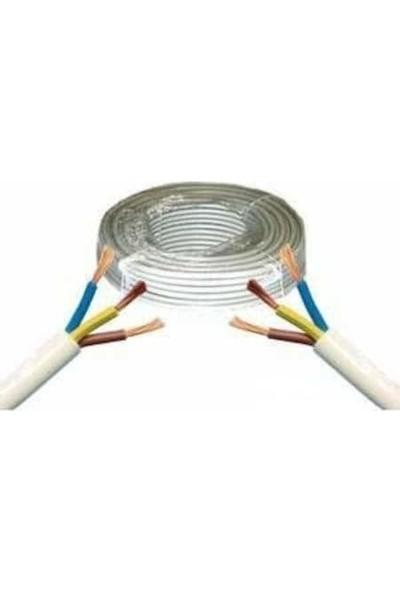 Ttr 3X1,5 Cca Kablo 100 Metre