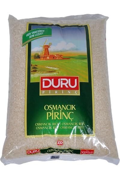 Duru Osmancık Pirinç 5kg