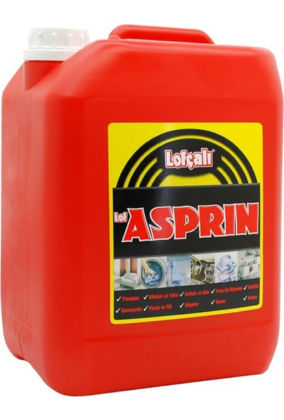 Lofçalı Aspirin 4kg