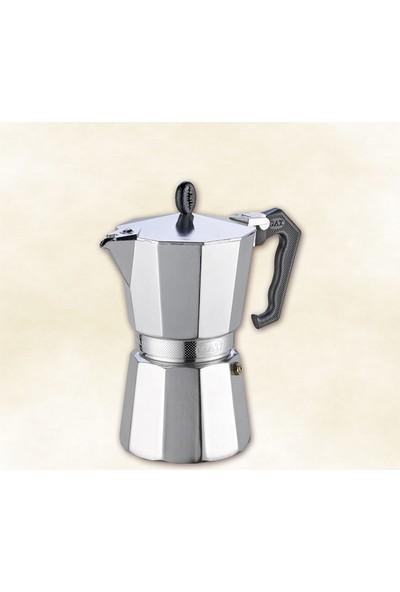 Dilek Sepeti Lady Oro Moka Pot Espresso Cezveleri 3 Kişilik