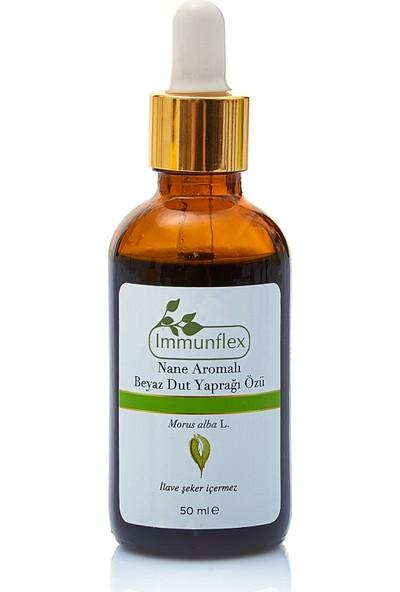 Immunflex Nane Aromalı Dut Yaprağı Özü