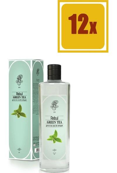 Rebul green Tea 270 ml 12'li Set