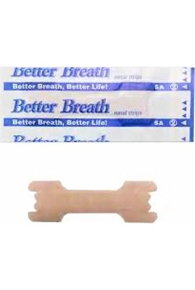Pufai Breathe Fresh Burun Bandı Standart Boy 55 Mm 16 Mm 10 Adet 1 Kutu