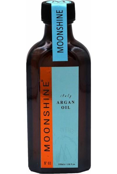 Moonshine Argan Oil Saç Bakım Yağı 100ml