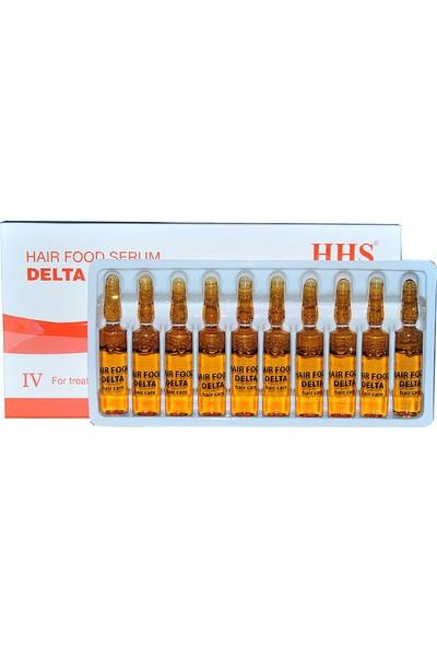 Hhs Saç Bakım Serumu Delta 10 X 5 ml