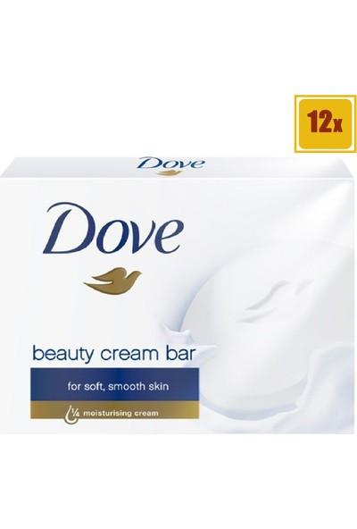 Dove Beauty Cream Bar Sabun 100 gr 12'li Set
