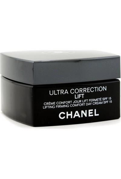 Chanel Ultra Correction Lift Sıkılaştırıcı Gündüz Kremi SPF 15 50g