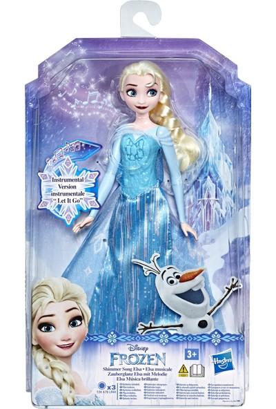 Disney Frozen Şarkı Söyleyen Elsa E3141 Oyuncak Bebek